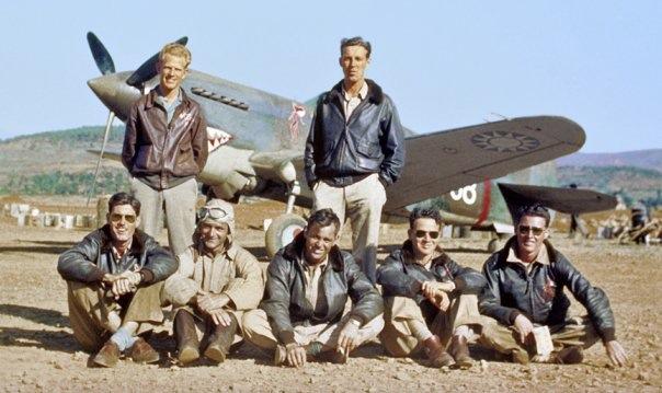 Pilot Flying Tigers